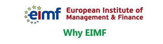 Why eimf