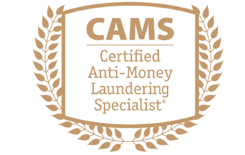 acams certified anti-money laundering specialist (cams) exam preparation