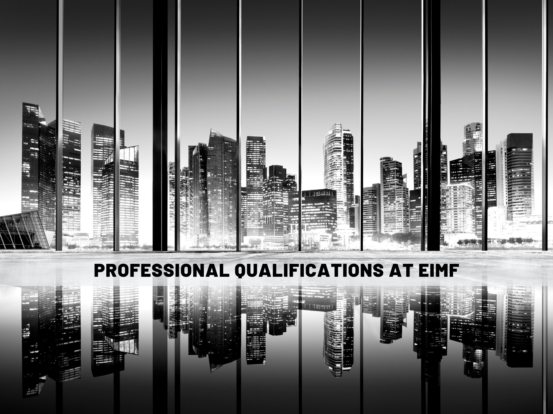 What will your next professional qualification be?